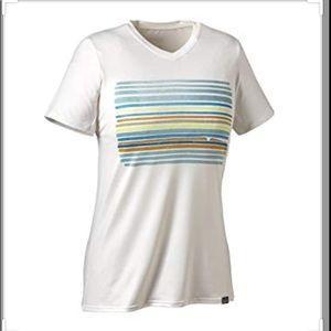 Patagonia white shirt